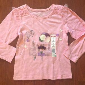 Brand new little girl shirt